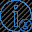 about, data, details, help, information, user