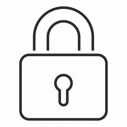lock, private, protect, safe, security, ui icon
