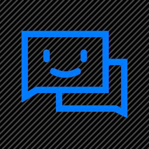 communication, interaction, talk icon
