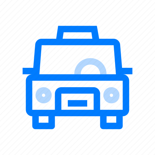 car, service, taxi icon
