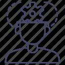 avatar, brain, creativity, human, idea, mind, think