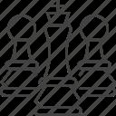 chess, strategy, marketing, plan, marketing plan icon
