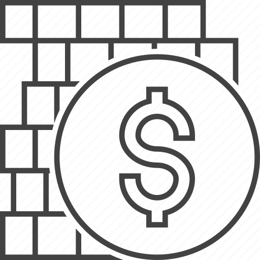 coin, gold, investment, money, on, return, roi icon
