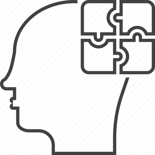 brainstorm, complex, concept, creativity, plugin, problem, solution icon