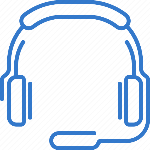 call, call center, headphone, music, support icon