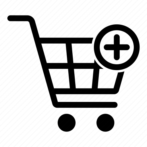 add, basket, buy, cart, sale, shopping, store icon