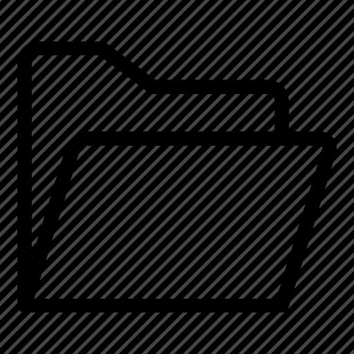 data, documents, files, folder, profile, storage icon