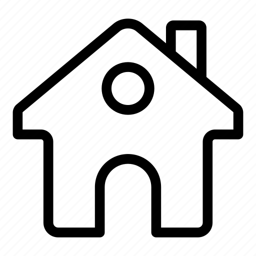 building, estate, family, home, homepage, house icon