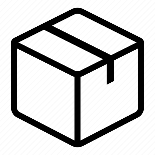 box, cargo, delivery, pack, package, product icon