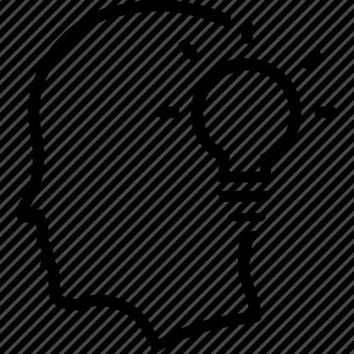 idea, strategy icon