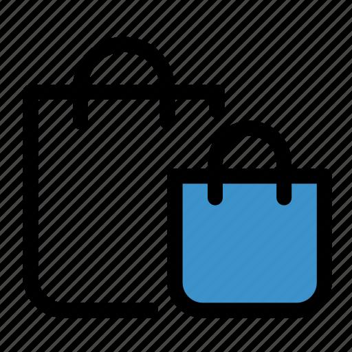 bags, buy, buying, shop, shopping, shopping bags, store icon