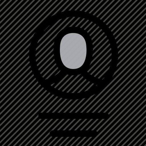 account, contact, login, man, person, profile, user icon