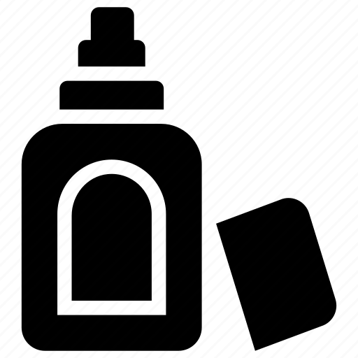 body spray, fragrance, perfume, spray bottle, spray cologne icon