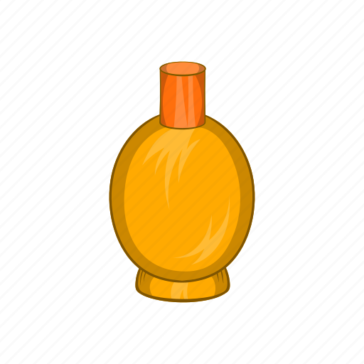 cartoon, container, cosmetic, lotion, packaging, perfume, sign icon