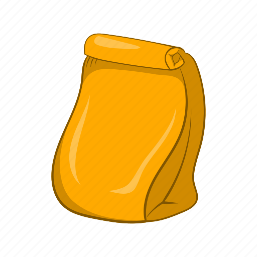 blank, cartoon, container, packaging, packing, paper, sign icon