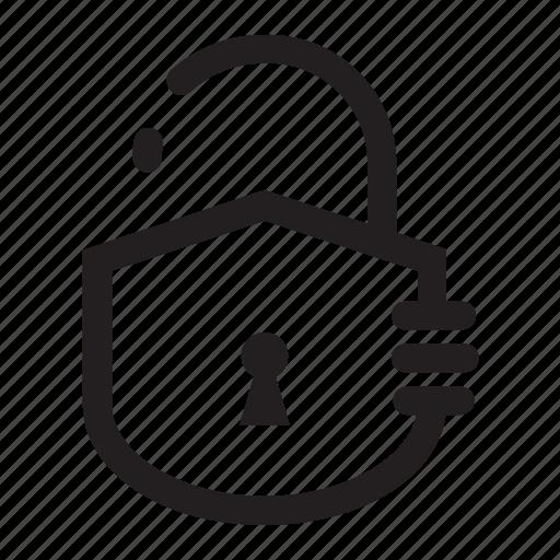 Key, lock, padlock, password icon - Download on Iconfinder