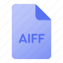 aiff, document, extension, file, file format, page