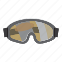 cartoon, competition, goggles, paintball, protection, protective, sport