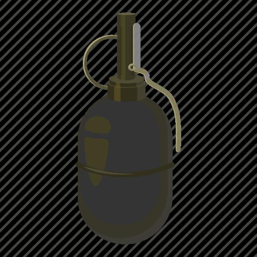 blast, bomb, burst, cartoon, effect, fire, grenade icon