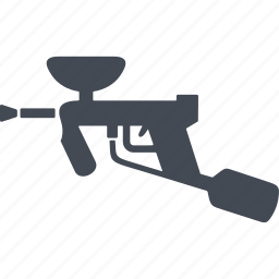 fun, paint, paintball, paintball guns, rest icon