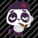 panda, revolution icon