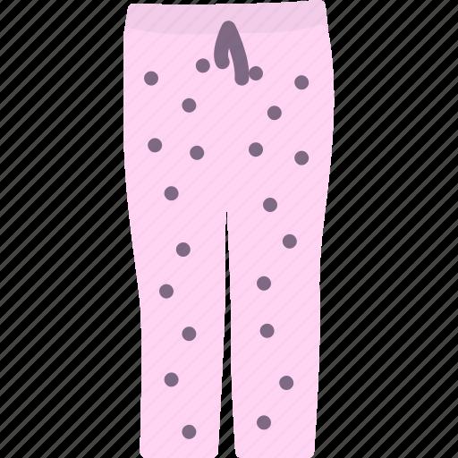 clothes, pajama pants, pants icon