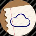 cloud, computing, data, storage