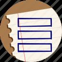 list, menu, nav, navigation, stack, hamburger
