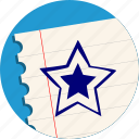 bookmark, favourite, like, rating, star