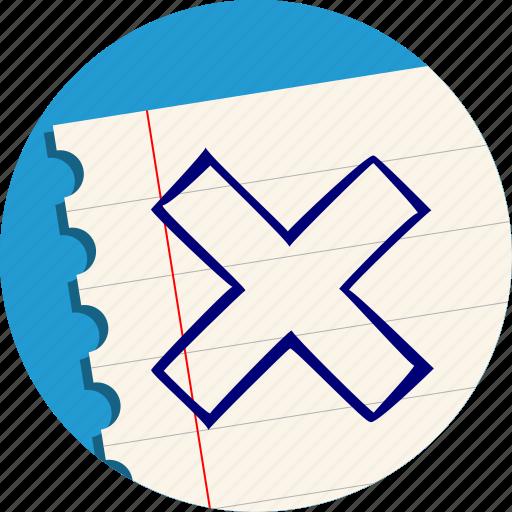 Cancel, close, delete, exit, remove, x icon - Download on Iconfinder