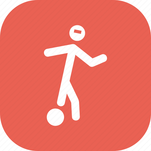 ball, five-a-side, football, games, olympics, paralympic, paralympics icon
