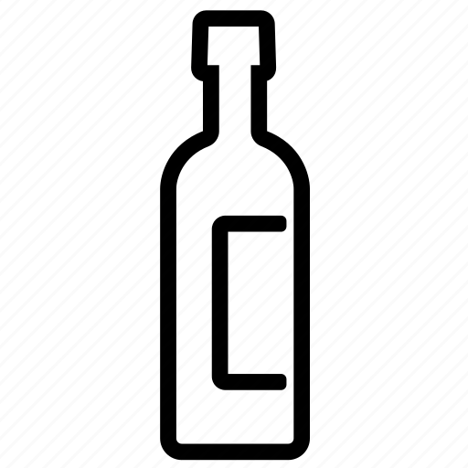 alcohol, bottle, france, wine icon