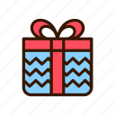 birthday, celebration, event, gift, party icon