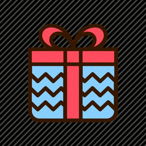 birthday, celebration, event, gift, party icon