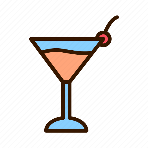 birthday, celebration, cocktail, event, glass, party icon