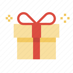 birthday, christmas, gift, present, surprise icon