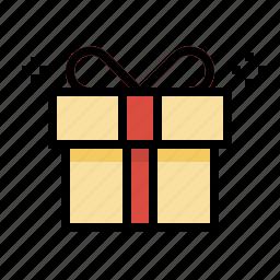 birthday, christmas, gift, present, surprise icon