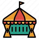 camping, campings, holidays, tent, travel, triangular icon