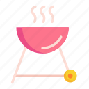 celebration, event, grill, happy, party icon