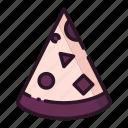 celebration, event, happy, party, pizza