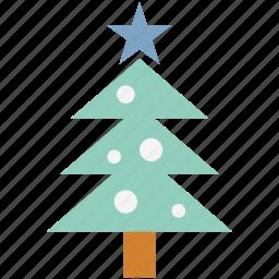 christmas tree, decorated, decoration, fir, fir tree, pine, xmas icon