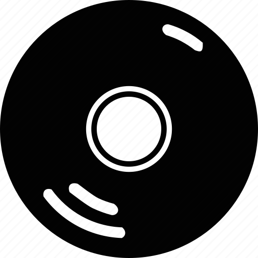 audio, cd, music, record icon