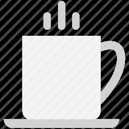 cappuccino, coffee, coffee cup, cup, espresso, hot tea, tea cup icon