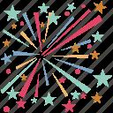 enjoyment, firework, firework stick, fun, happiness, spark