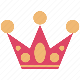 crown, headgear, king, prince, queen, royal, royalty icon