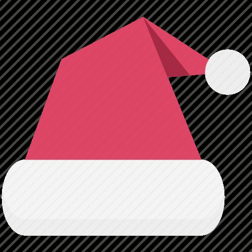 christmas, hat, santa cap, santa claus, santa hat, xmas icon