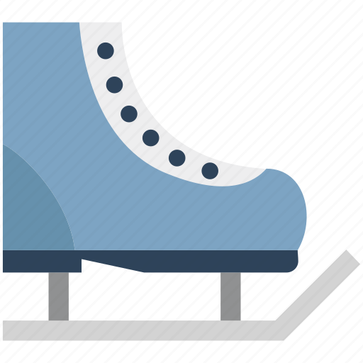 ice blading, ice skates, inline skates, skates, skates shoes icon