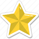decorations, favorite, ranking, rating, star