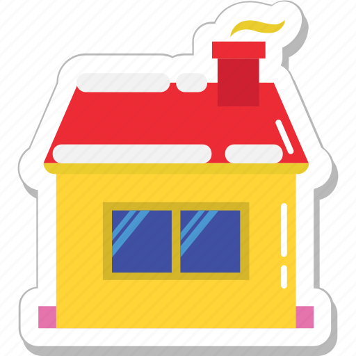 Building, home, house, hut, shack icon - Download on Iconfinder