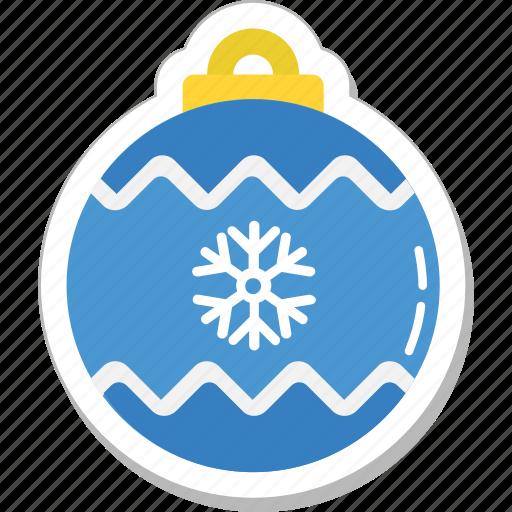 bauble, bauble ball, christmas, christmas bauble, decorations icon